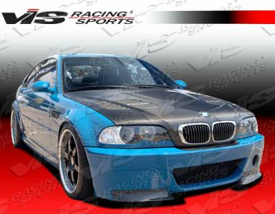 3 Series 4Dr - Front Bumper - VIS Racing - BMW 3 Series VIS Racing CSL-1 Front Bumper - 99BME462DCSL1-001