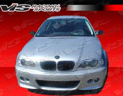 3 Series 4Dr - Front Bumper - VIS Racing - BMW 3 Series VIS Racing CSL-4 Front Bumper - 99BME462DCSL4-001