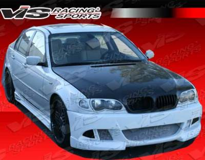 3 Series 4Dr - Front Bumper - VIS Racing - BMW 3 Series VIS Racing RC Design Front Bumper - 99BME462DRCD-001