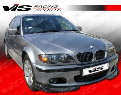 3 Series 4Dr - Front Bumper - VIS Racing - BMW 3 Series 4DR VIS Racing A-Tech Carbon Fiber Front Lip - 99BME464DATH-011C