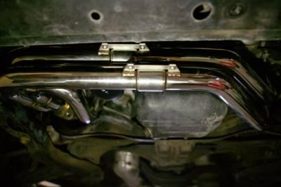 Agency Power - Subaru WRX Agency Power Stainless Steel Exhaust Header - AP-GDA-175 - Image 5