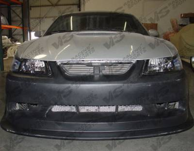 Mustang - Front Bumper - VIS Racing - Ford Mustang VIS Racing Cobra R Front Bumper - 99FDMUS2DCR-001