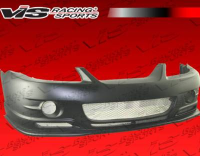 Mustang - Front Bumper - VIS Racing - Ford Mustang VIS Racing Invader-3 Front Bumper - 99FDMUS2DINV3-001