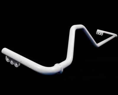 Suspension - Sway Bars - Agency Power - Subaru WRX Agency Power Adjustable Rear Solid Sway Bar - 24mm - AP-GDA-230