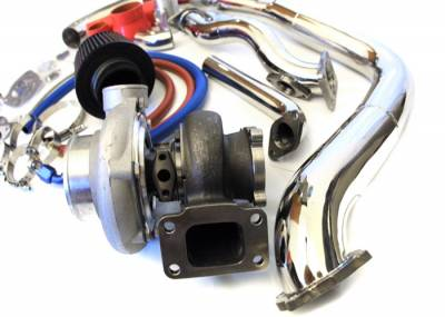 Agency Power - Subaru WRX Agency Power Large Turbo Kit - AP-GDBC-100 - Image 4