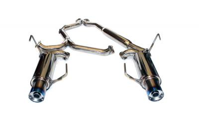 Agency Power - Subaru WRX Agency Power Catback Exhaust with Dual Tips - AP-GE-170T - Image 2