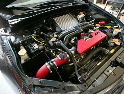 Agency Power - Subaru WRX Agency Power Aluminum Cold Air Extension Pipe - AP-GH-112 - Image 2