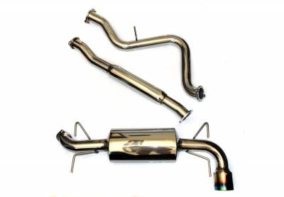 Exhaust - Custom Fit Exhaust - Agency Power - Subaru WRX Agency Power Catback Exhaust - AP-GH-170