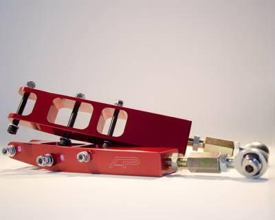 Suspension - Suspension Components - Agency Power - Subaru WRX Agency Power Adjustable Rear Control Arms - AP-GH-200