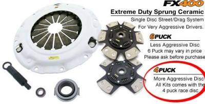 Performance Parts - Performance Clutches - Clutch Masters - M3 E46 FX400 Stage 4 Clutch