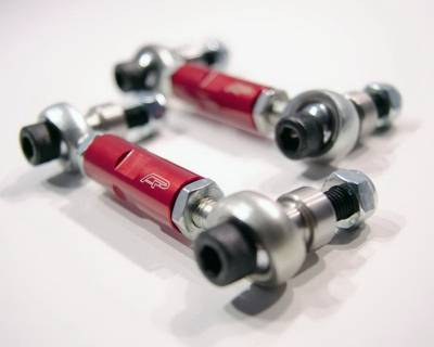 Suspension - Sway Bars - Agency Power - Subaru WRX Agency Power Adjustable Rear Sway Bar End links - AP-GH-210