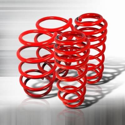 Suspension - Lowering Springs - Custom Disco - Scion xB Custom Disco Lowering Springs - CL-XB08-TOM