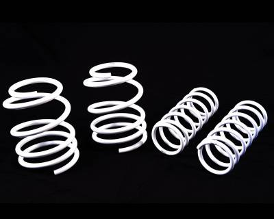 Suspension - Lowering Springs - Agency Power - Subaru WRX Agency Power Racing Springs - AP-GH-270