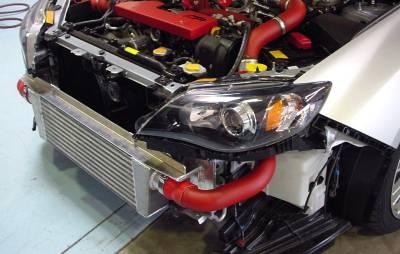 Agency Power - Subaru WRX Agency Power Intercooler Kit with Core & Mount Bracket - AP-GRB-108 - Image 5