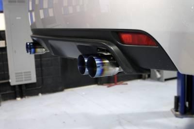 Agency Power - Subaru WRX Agency Power Catback Exhaust with Quad Tips - AP-GRB-170 - Image 4
