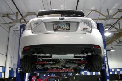 Agency Power - Subaru WRX Agency Power Catback Exhaust with Quad Tips - AP-GRB-170 - Image 5