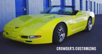 Corvette - Body Kits - Custom - 84-96 C5 Body Kit conversion