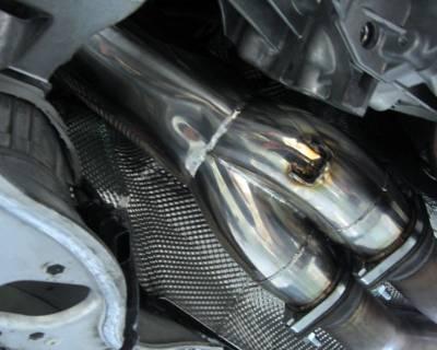 Agency Power - BMW 3 Series Agency Power Stainless Steel Down-Pipe - AP-N55-171 - Image 4