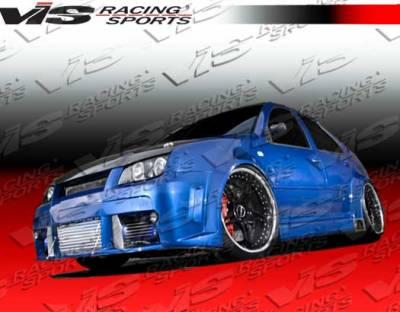 Jetta - Front Bumper - VIS Racing - Volkswagen Jetta VIS Racing GTR Front Bumper - 99VWJET4DGTR-001