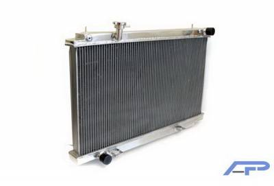 Performance Parts - Performance Accessories - Agency Power - Nissan 350Z Agency Power Aluminum Radiator - AP-Z33-153