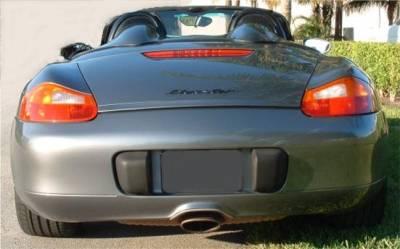 Spoilers - Custom Wing - Custom - Speedster Humps Cover