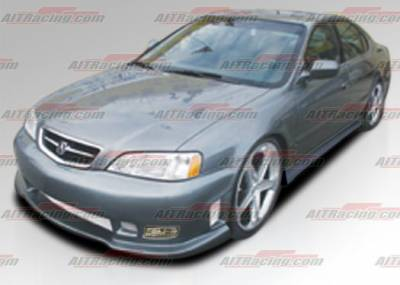 TL - Side Skirts - AIT Racing - Acura TL AIT Racing REV Style Side Skirts - ATL99HIREVSS