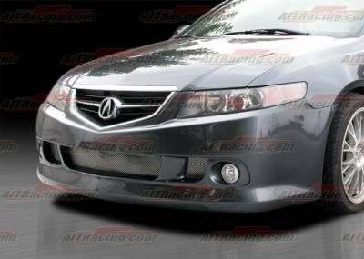 TSX - Front Bumper - AIT Racing - Acura TSX AIT Racing KS Style Front Bumper - ATX04HIKENFB