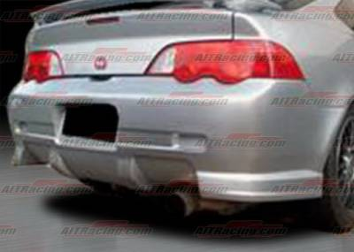 RSX - Rear Bumper - AIT Racing - Acura RSX AIT Racing CW Style Rear Bumper - AX01HICWSRB2