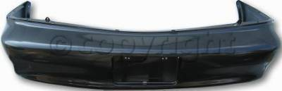 Factory OEM Auto Parts - Original OEM Bumpers - Custom - REAR BUMPER COVER