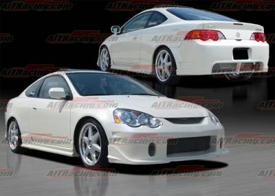 RSX - Body Kits - AIT Racing - Acura RSX AIT Racing BCN-2 Style Complete Body Kit - AX02HIBCN2CK