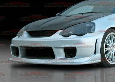 RSX - Front Bumper - AIT Racing - Acura RSX AIT Racing ING Style Front Bumper - AX02HIINGFB