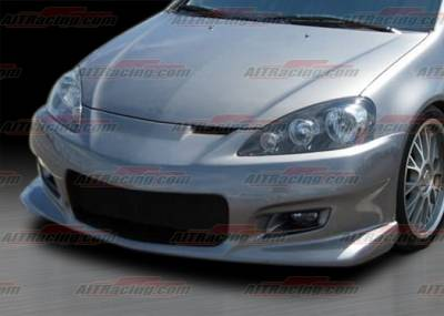 RSX - Front Bumper - AIT Racing - Acura RSX AIT Racing CW Style Front Bumper - AX05HICWSFB