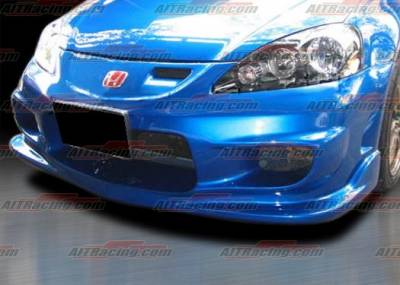 RSX - Front Bumper - AIT Racing - Acura RSX AIT I-Spec 2 Style Front Bumper - AX05HIING2FB