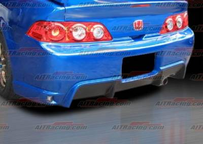 RSX - Rear Bumper - AIT Racing - Acura RSX AIT I-Spec 2 Style Rear Bumper - AX05HIING2RB