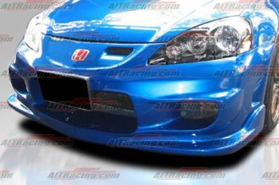 RSX - Front Bumper - AIT Racing - Acura RSX AIT Racing I-spec Style Front Bumper - AX05HIINGFB