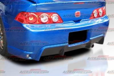 RSX - Rear Bumper - AIT Racing - Acura RSX AIT Racing I-spec Style Rear Bumper - AX05HIINGRB