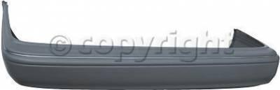 Factory OEM Auto Parts - Original OEM Bumpers - Custom - REAR BUMPER COVER