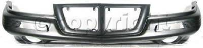 Factory OEM Auto Parts - Original OEM Bumpers - Custom - FRONT BUMPER COVER