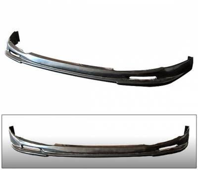 TC - Front Bumper - 4 Car Option - Scion tC 4 Car Option ABS M Style Front Bumper Lip - BLF-STC04MU