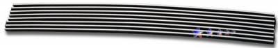 Grilles - Custom Fit Grilles - APS - Chevrolet Trail Blazer APS Billet Grille - Bumper - Stainless Steel - C65313S