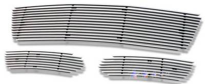 Grilles - Custom Fit Grilles - APS - Chevrolet Impala APS Billet Grille - Bumper - Stainless Steel - C65744S