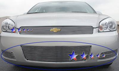 Grilles - Custom Fit Grilles - APS - Chevrolet Impala APS Grille - C65749A