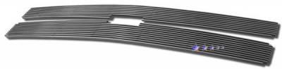 Grilles - Custom Fit Grilles - APS - Chevrolet Silverado APS Billet Grille - Upper - Aluminum - C65774A