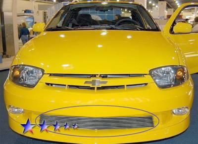 Grilles - Custom Fit Grilles - APS - Chevrolet Cavalier APS Billet Grille - Bumper - Stainless Steel - C65789S