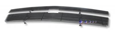 Grilles - Custom Fit Grilles - APS - Chevrolet Suburban APS Grille - C66451H