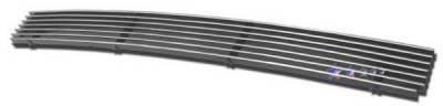 Grilles - Custom Fit Grilles - APS - Chevrolet Trail Blazer APS Billet Grille - Bumper - Aluminum - C66466A