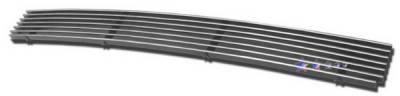 Grilles - Custom Fit Grilles - APS - Chevrolet Trail Blazer APS Billet Grille - Bumper - Stainless Steel - C66466S