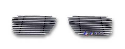 Grilles - Custom Fit Grilles - APS - Chevrolet Suburban APS Grille - C66467H