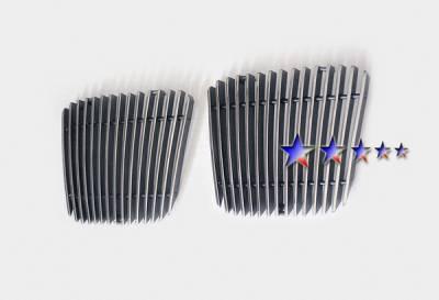 Grilles - Custom Fit Grilles - APS - Chevrolet Tahoe APS Billet Grille - Bumper - Aluminum - C66467V