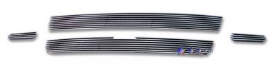 Grilles - Custom Fit Grilles - APS - Chevrolet Trail Blazer APS Grille - C66468A